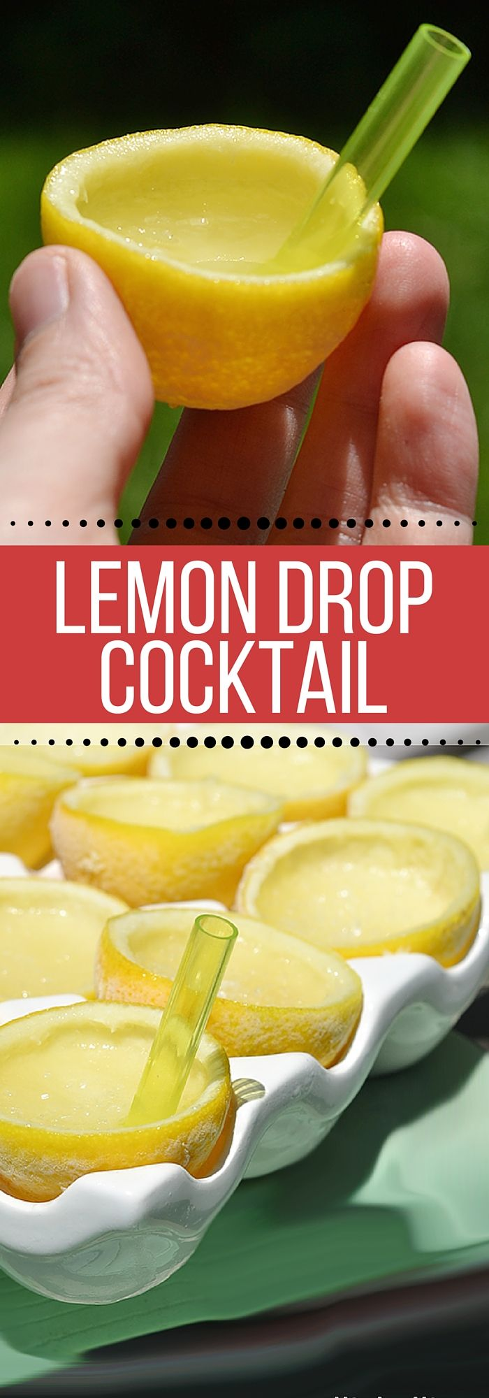 ... and Alcoholic beverages on Pinterest | Lemon drops, Mojito and Sangria