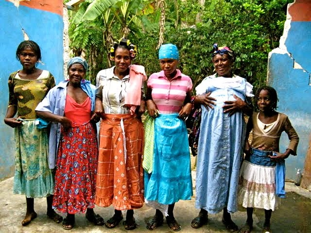 Traditional Roles of Men & Women in Families