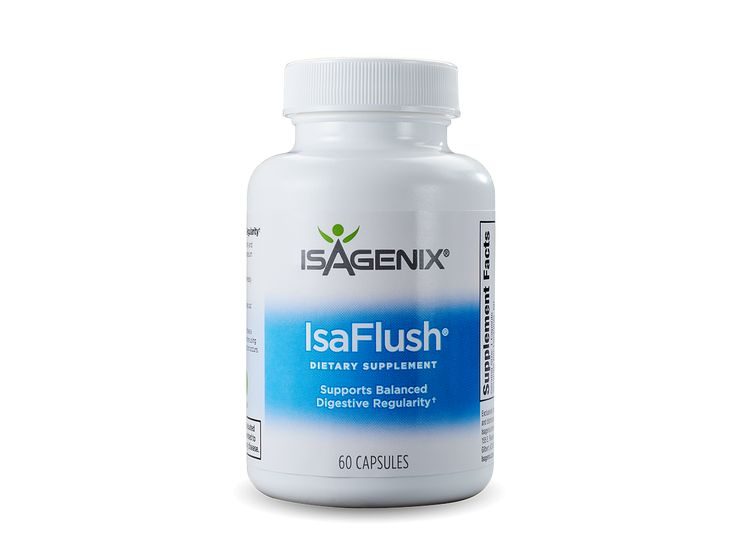 IsaFlush: Magnesium Tablets with Bentonite and Peppermint for Digestive Regularity. Taking nightly also aids in a restful sleep!