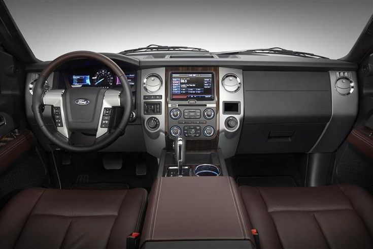 2015 Ford Expedition Interior Image