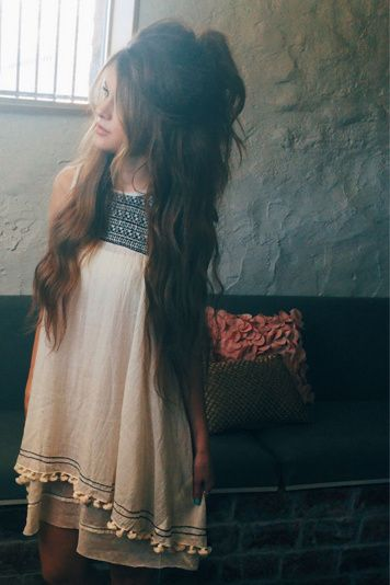 This is so cute & retro. #freepeople #fpme