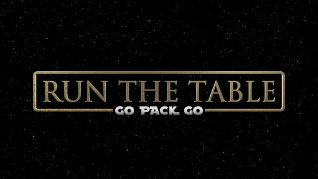 Green Bay Packers fan Hype Video for this Sunday's Divisional Playoff game vs Dallas Cowboys.  Something fun based on Rogue One Trailer #2.  Music & ESPN/FOX/NFL footage not owned by me, just a fun video for myself and fans!  Software used: Cinema4D, After Effects, Premiere, Photoshop  Go Pack Go!