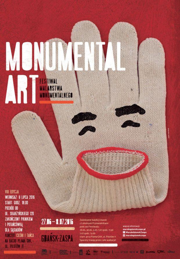 monumental art 2016 plakat b1.indd