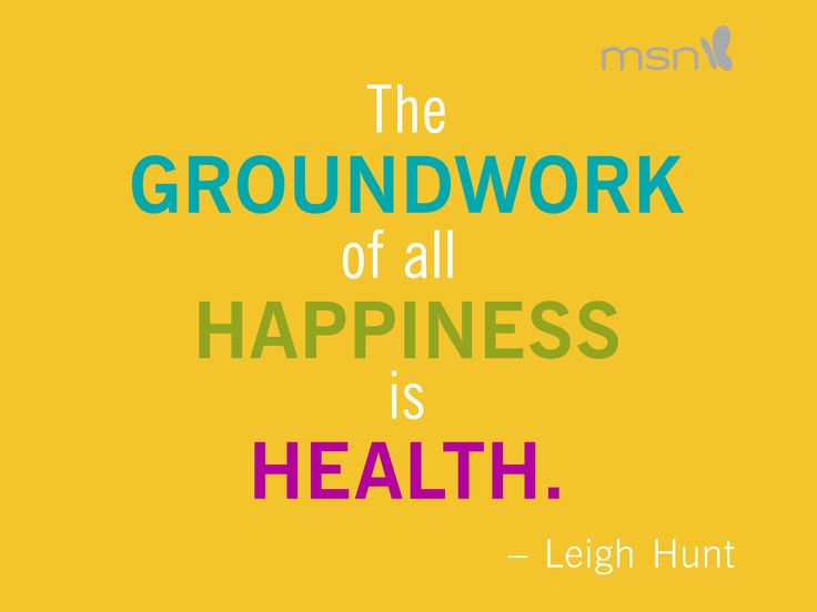 Inspirational Quotes For Health: 10 Inspirational Health Quotes