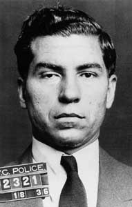 the lucky lucianos history Lucky luciano lucky luciano made the modern mafia in 1931 he cut new york into five slices and served the rackets up in a form that still exists today.