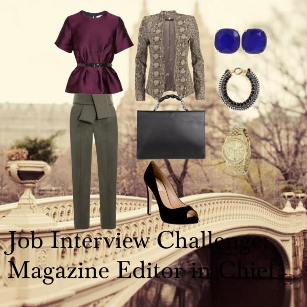 132 best images about Dress for Success Interview – Fashion Editor Job Description