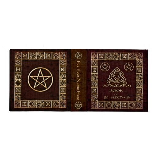Book Of Shadows Cover Diy ~ Images about book of shadows binder on pinterest
