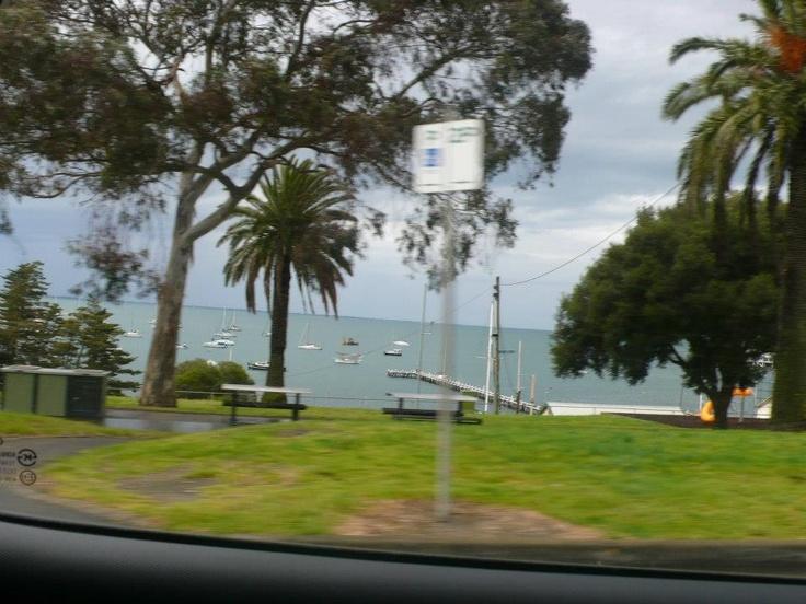 Lake Colac ,Victoria , Australia