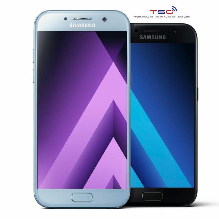 SAMSUNG GALAXY A3, A5 y A7 2017         Ah llegado el día de la presentación oficial de la renovada familia Galaxy A para este 2017 y lueg...