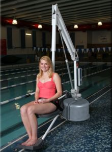 8 Best Aquatic Wheelchair Pool Lifts Images On Pinterest Ada Compliant Pools And Swimming Pools