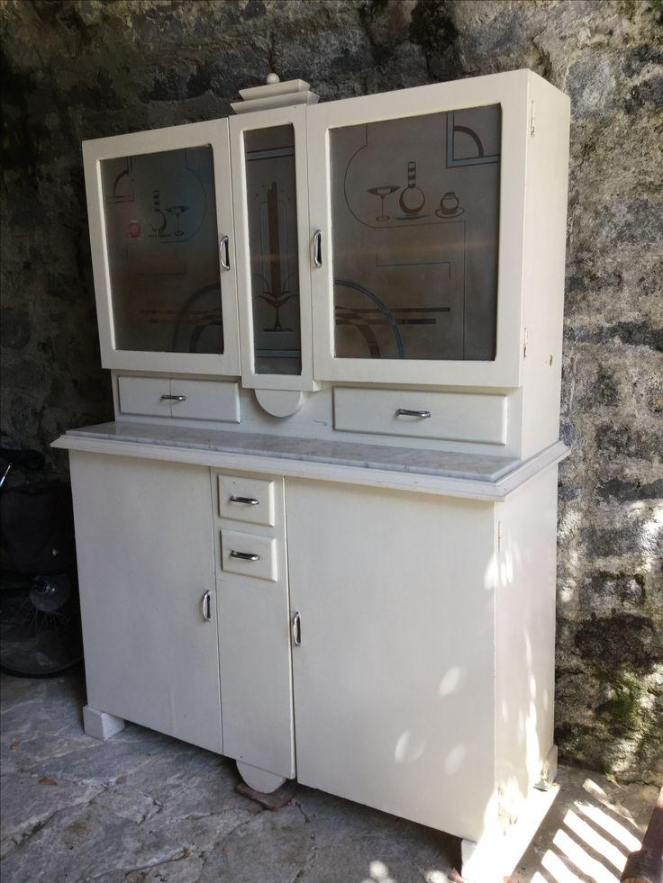 Credenza cucina anni 50