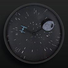 Lenticular Star Wars Wall Clock