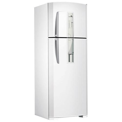 Refrigerador Continental Frost Free Duplex Massima RFCT515 c/ Dispenser de Água - 445L