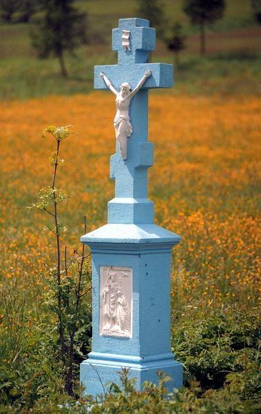 Beskid Niski - Blue Cross
