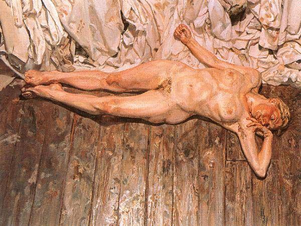 Lucian Freud <3