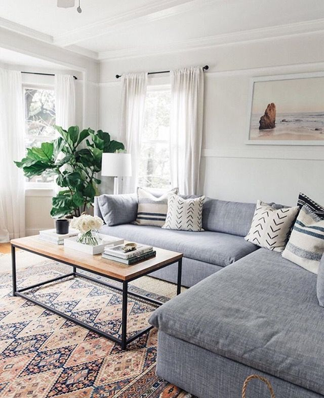 West Elm Shelter Sectional in