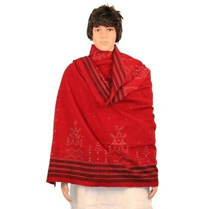 #embrodery at the best buy this #shawl @4565/- and support the artisans to promotr this art! #tangaila  #handmade