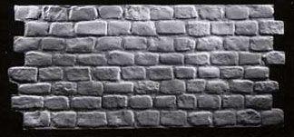 Cobblestone Textured Fiberglass Panels | Faux Stone Sheets