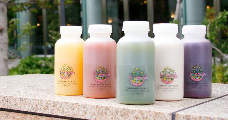 日本初のコールドプレスジュース専門店サンシャインジュース。 コールドプレスジュースの他、クレンズ、ビーガンスープ、話題のキノコ チャーガもご用意しております。通販で全国にお届けします。