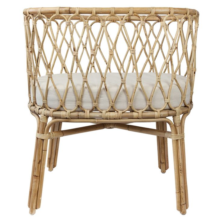 Down To The Woods | Wee Poppett Rattan Bassinet | Collected by LeeAnn Yare