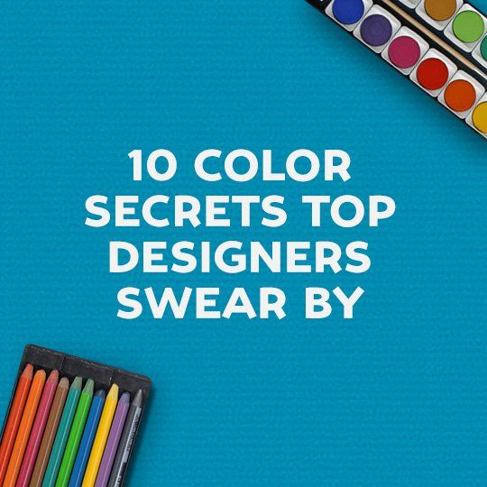 10 Color Inspiration Secrets Only Designers Know About