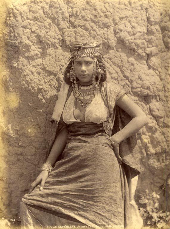 1875 : Ouled-Nail, Algeria