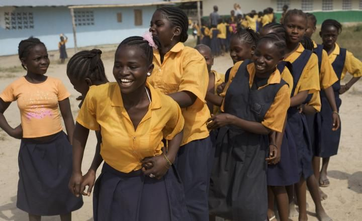 The IRC's education work supports children and young people's access to high quality and safe learning.