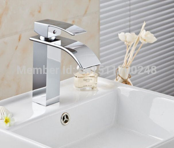 Deck mounted  Polished Chrome Brass  Bathroom  Basin Faucet  Single Handle Sink Mixer Tap #>=#>=#>=#>=#> Click on the pin to check out discount price, color, size, shipping, etc. Save and like it!