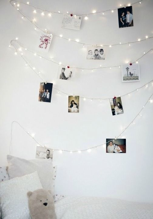 Unexpected ways to hang pictures in your home.