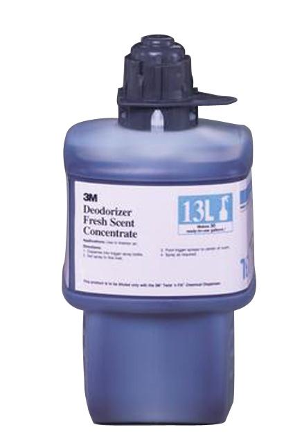 3M Twist'n Fill Deodorizer Fresh Scent 13L: Deodorizer Fresh scent 13L for 3M Twist'n Fill dilution system