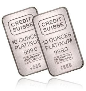 Platinum....superior to gold  The current New York Spot price is (per ounce):   Platinum - USD1431.00     Gold - USD752.90     Palladium - USD357.00     Silver - USD13.46