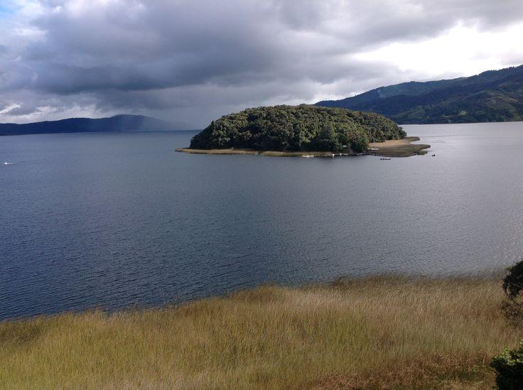 La Corota, Laguna de la Cocha
