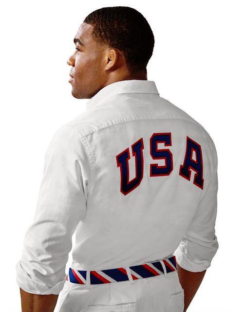 「ポロ ラルフ ローレン」がリオオリンピック閉会式の米国代表ウエアを製作   BRAND TOPICS   FASHION   WWD JAPAN.COM