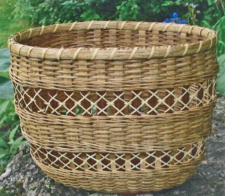 Countryside Basketry • Handwoven baskets, handpainting on some baskets and antler baskets.