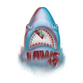 Jaws-19 - Throwback Collection - Collections | TeeFury