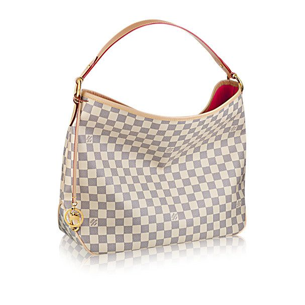 Delightful MM - Damier Azur Canvas - Handbags | LOUIS VUITTON