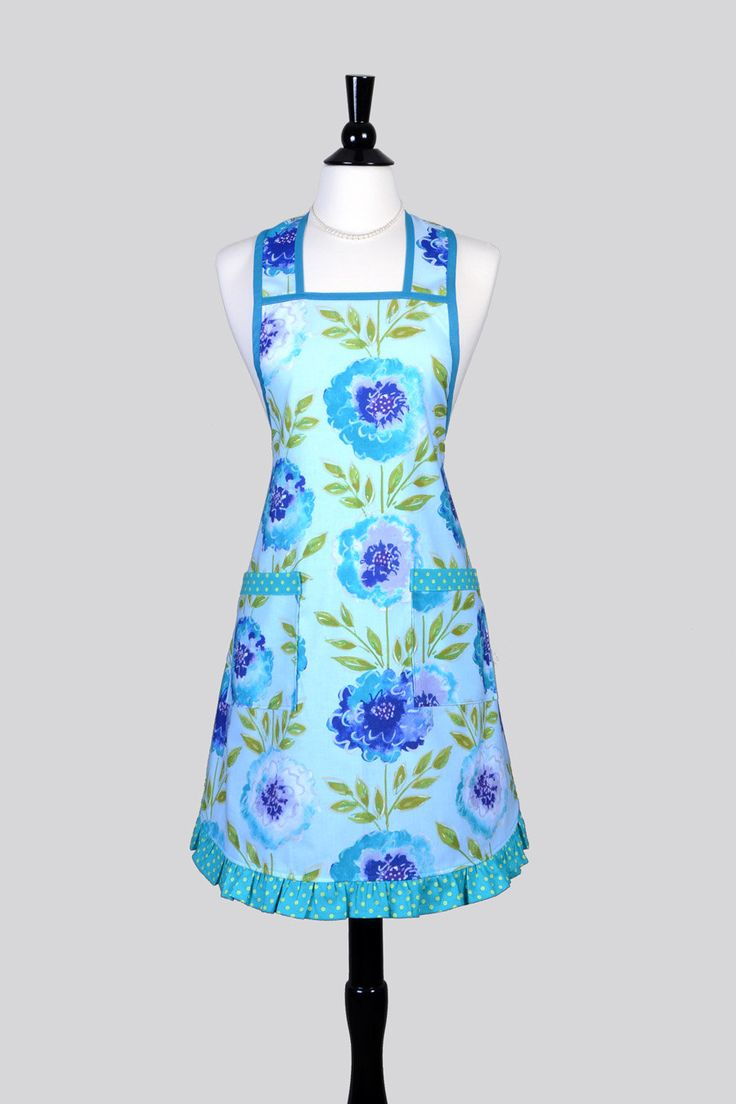 8 best Aprons - Ruffled Chef images on Pinterest | Chef apron, Chef ...
