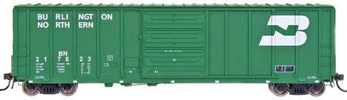 Intermountain HO-Scale PS-5277 Boxcar Freight Car - Burlington Northern/BN