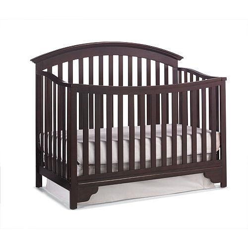 Sonoma Convertible Crib Black Cherry Delta Enterprise