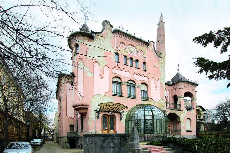Ilyen házai miatt érdemelte ki a magyar Gaudi nevet - az elhanyagolt Sipeki-villa a Városligetnél