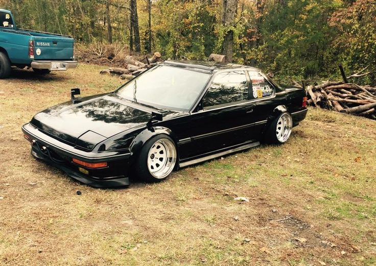 89' Honda Prelude Si