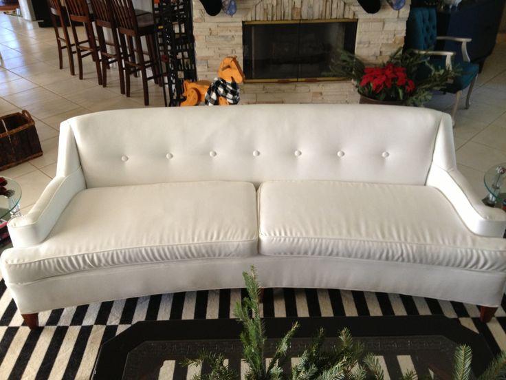 Great Vintage Sofa Profile!