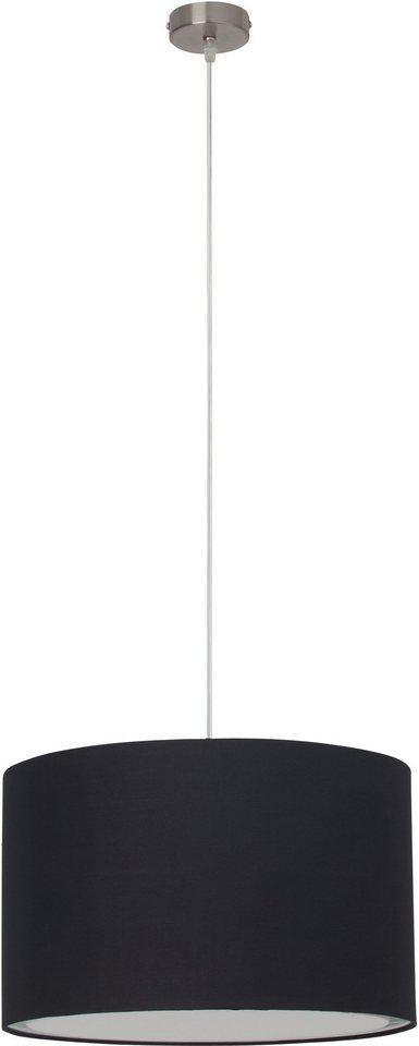 Pendelleuchte, Brilliant Leuchten, »CLARIE« (1flg.) für 59,99€. Pendellampe, 1-flg, In 3 Farben verfügbar, Für Leuchtmittel E27, max. 60W bei OTTO