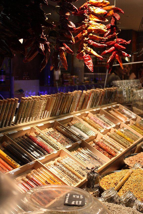 Avignon, France, Spice Market