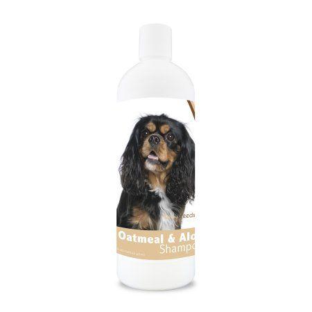 Healthy Breeds Cavalier King Charles Spaniel Oatmeal Shampoo with Aloe 16 oz