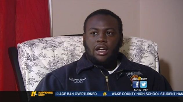 Black Teenager With White Family Pepper-Sprayed By Police For Entering His Own Home! (VIDEO).