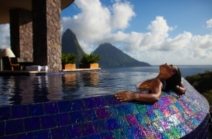 Spas in Jade Mountain: History Travel, Spa Moments, Spectacular Spa, Spas Beautiful