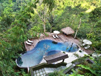 Nandini Bali Jungle Resort and Spa Ubud BALI - Indonesia | Hotel Gallery - AsiaRooms.com
