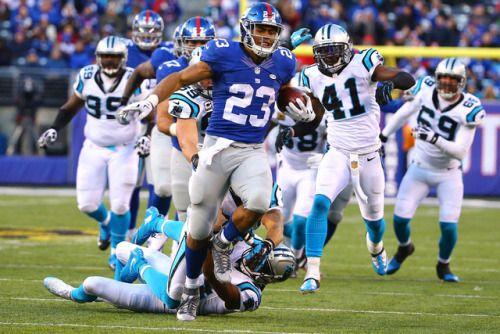 Giants' Rashad Jennings: Can't stop Cam Newton in... #CamNewton: Giants' Rashad Jennings: Can't stop Cam Newton in Super Bowl… #CamNewton