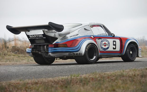 Porsche RSR Carrera Turbo 2.14 - Profile, History, Photos